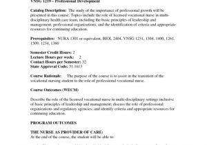 Sample Resume for Lpn New Grad New Grad Lpn Resume Best Resume Collection