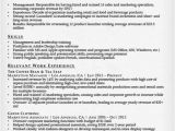 Sample Resume for Marketing Executive Position Marketing Manager Resume Sample Resume Companion