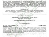 Sample Resume for Maths Teachers Math Teacher Resume Sample