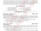 Sample Resume for Mechanical Design Engineer Pdf Mechanical Engineer Sample Resume by Cando Career Coaching