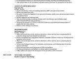 Sample Resume for Microbiologist Microbiologist Resume Samples Velvet Jobs