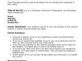 Sample Resume for Net Developer Fresher 7 Sample Java Developer Resumes Sample Templates