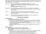 Sample Resume for Net Developer with 2 Year Experience Net Developer Resume 5 Years Sidemcicek Com
