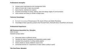 Sample Resume for No Experience Applicant Sample High School Resume College Application Best
