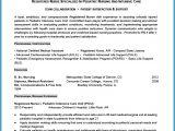 Sample Resume for Nurses Newly Graduated Professional New Grad Rn Resume Sample