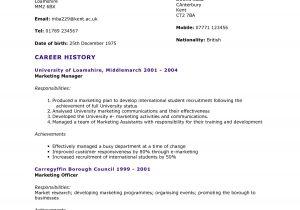 Sample Resume for Older Job Seekers Resume Creator Free software Resume Examples for Older Job