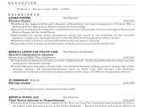 Sample Resume for Paraprofessional Position 07 07 10 Panameno Bailey Resume Hr Coordinator