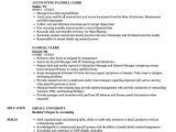 Sample Resume for Payroll assistant Payroll Clerk Resume Samples Velvet Jobs