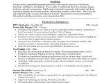 Sample Resume for Procurement Officer Procurement Officer Resume Cover Letter Bongdaao Com