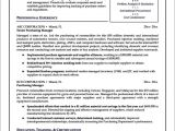 Sample Resume for Procurement Officer Purchasing Manager Resume Template Free Samples
