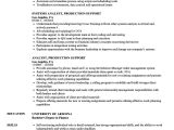 Sample Resume for Production Support Analyst Analyst Production Support Resume Samples Velvet Jobs