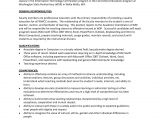 Sample Resume for Professor Adjunct Professor Resume