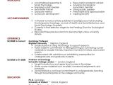 Sample Resume for Professor Best Professor Resume Example Livecareer