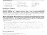 Sample Resume for Project Manager In Manufacturing Sample Resume for Project Manager In Manufacturing