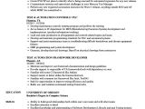 Sample Resume for Qtp Automation Testing Test Automation Resume Samples Velvet Jobs