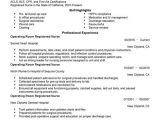 Sample Resume for Registered Nurse Position Best Operating Room Registered Nurse Resume Example