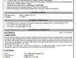 Sample Resume for Sap Abap 1 Year Of Experience Sample Resume for Sap Abap 1 Year Of Experience Free