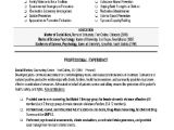 Sample Resume for social Worker Position social Work Resume Objective Statement