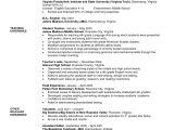 Sample Resume for the Post Of Teacher Art Teacher Resume Examples Sample Secondary Teacher