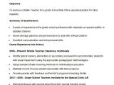 Sample Resume for the Post Of Teacher Resume format for Teaching Post Best Resume Collection
