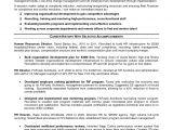 Sample Resume for the Post Of Teacher Sample Resume for Project Manager Archives Margorochelle Com
