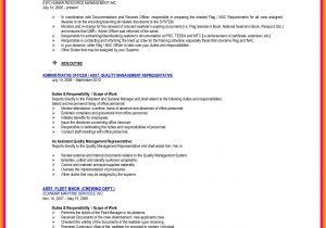 Sample Resume for tourism Students Sample Resume format for Ojt Business Administration