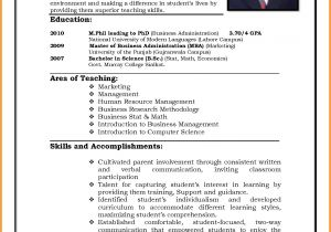 Sample Resume for tourism Students Sample Resume Objective for Ojt tourism Students format