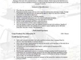Sample Resume for Warehouse Worker Warehouse Worker Resume Occupational Examples Samples