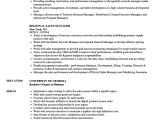 Sample Resume for Zonal Sales Manager Regional Sales Manager Resume Samples Velvet Jobs