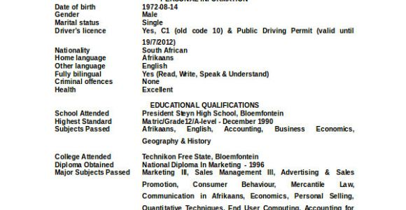 Sample Resume for Zookeeper Zookeeper Resume 5 Free Word Pdf Documents Download