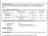 Sample Resume format for Freshers 10 Fresher Resume Templates Download Pdf