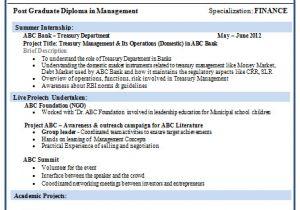 Sample Resume format for Zoology Freshers Resume format Sample Resume format for Zoology Freshers