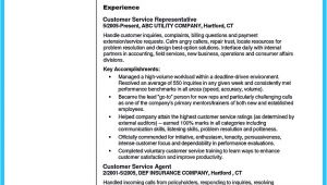 Sample Resume Objective for Call Center Agent Impressing the Recruiters with Flawless Call Center Resume