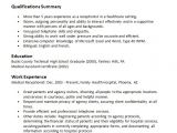 Sample Resume Objectives for Medical Receptionist Sample Resume Medical Receptionist Free Resume Sample