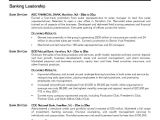 Sample Resume Of A Banker Investment Banking Resume Sample Best Professional