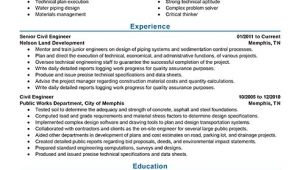 Sample Resume Of A Civil Engineer 3 Amazing Engineering Resume Examples Livecareer