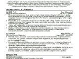 Sample Resume Of An Electrical Engineer Free Engineering Resume Templates 49 Free Word Pdf