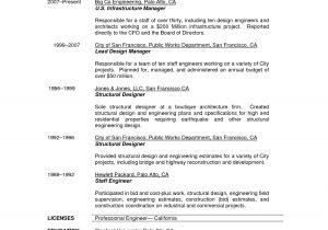 Sample Resume Of Civil Engineering Fresher Sample Resume Civil Engineer Fresher Bongdaao Com