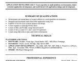 Sample Resume Of Experienced software Engineer Experienced software Engineer Resume Sample Free Resume