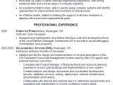 Sample Resume Of Experienced software Engineer Resume Sample for A Senior software Engineer Susan