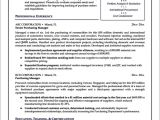 Sample Resume Of Purchase Manager Purchasing Manager Resume Template Free Samples