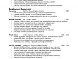 Sample Resume Templates Free 15 Fresh One Page Resume Template Resume Sample Ideas