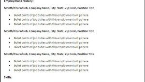 Sample Resume Templates Free Free Resume Samples Download Sample Resumes