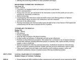 Sample Resume Vet Tech Veterinary Technician Resume Samples Velvet Jobs
