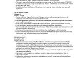 Sample Resume Vp Operations Operations Vp Resume Samples Velvet Jobs