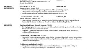 Sample Resume with Masters Degree Resume for Master Degree Civil Engineering Http