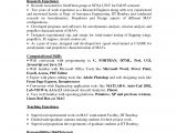 Sample Resume with No Work Experience 11 Student Resume Samples No Experience Resume