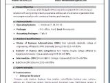 Sample Resume with Sap Experience Sap Fico Resume 3 Years Experience