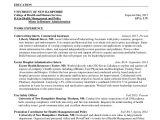Sample Resume Young Professional Resume Regan