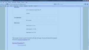 Sample Resume Youtube Sample Resume Youtube